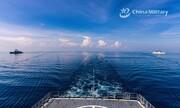 جولان کشتی جاسوسی آمریکایی با هدف تحقیقات علمی و نظامی در دریای چین