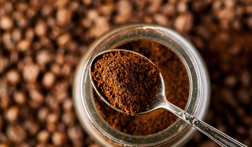 Coffee grounds - تفاله قهوه
