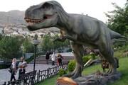 سفر به دنیای دایناسورهای متحرک
