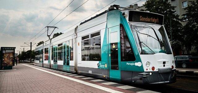 """رونمایی از اولین قطار """"خودران"""" در آلمان"""