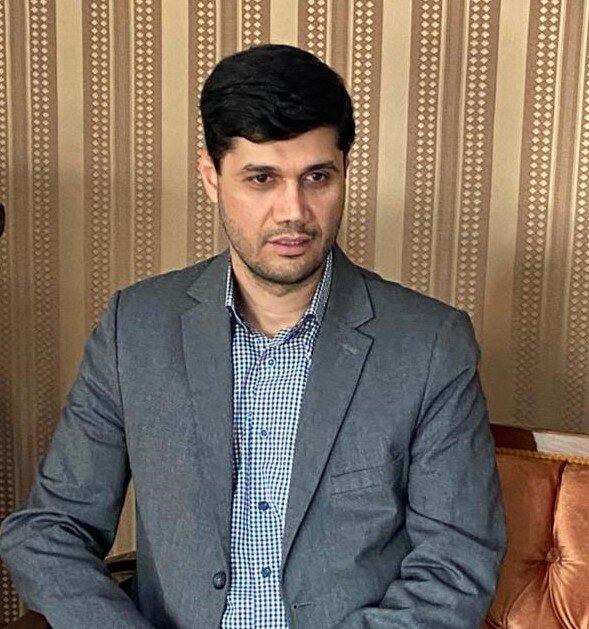 سید میعاد صالحی مدیرعامل شرکت راه آهن ایران