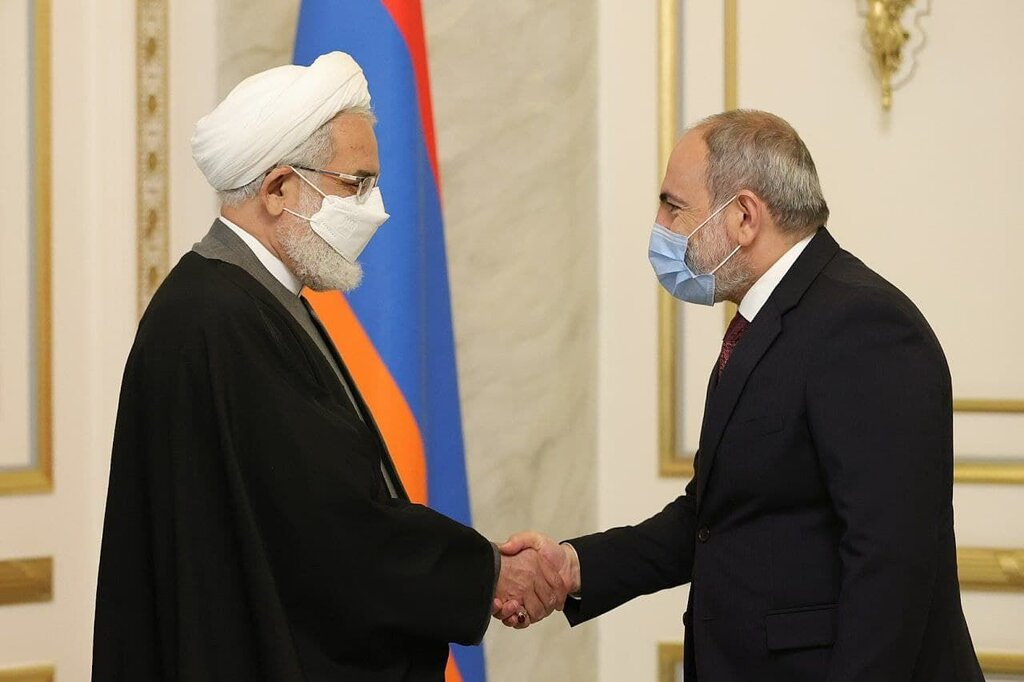 دادستان و نخست وزیر ارمنستان