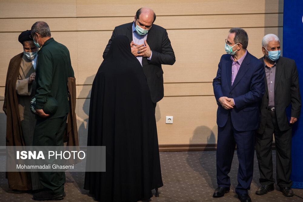 تصاویر | حاشیه هایی از معارفه استاندار جدید تهران