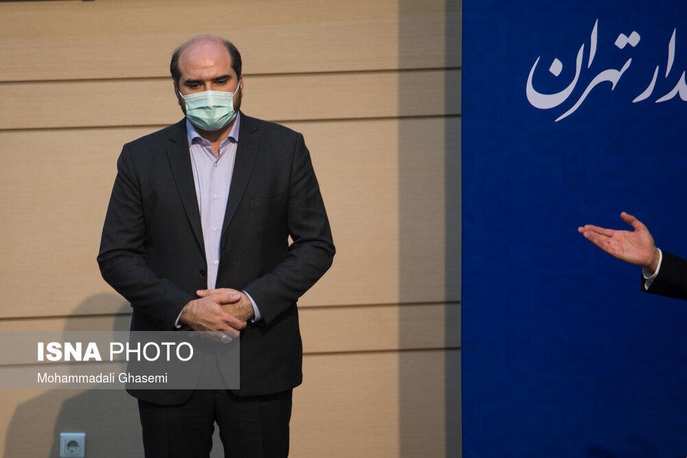 معارفه استاندار جدید تهران