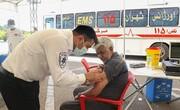 ویدئو |پایان کار ایستگاههای ثابت واکسیناسیون اورژانس | ایستگاههای سیار فعال میمانند