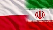 اهدای یک میلیون دوز واکسن آسترازنکا توسط لهستان به ایران