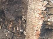 عکس | دستگیری حفاران غیرمجاز میراث فرهنگی در دماوند |حفر تونل زیرزمینی برای رسیدن به اشیای تاریخی