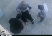 فیلم | ماجرای کتک زدن مرد سالمند در خانه سالمندان شهر بروجرد چیست؟