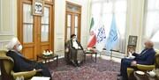 جلسه سران قوا به میزبانی رئیس مجلس برگزار شد