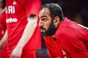 ویدئو | ستاره بسکتبال ایران بوکسور شد