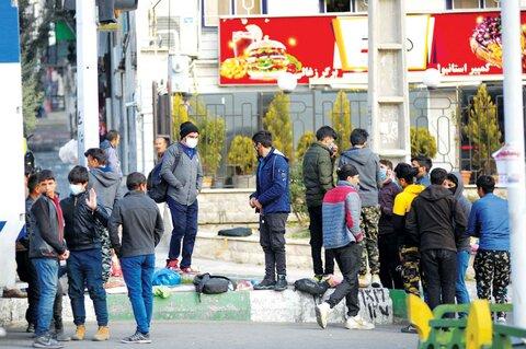 تهران ۱/۱ میلیون بیکار صاحب درآمد دارد | تغییر چهره اقتصاد پایتخت