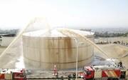 استانداردهای ایمنی انبار نفت شهران افزایش مییابد