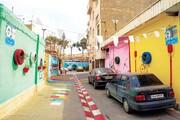 روح زندگی در محلههای رنگی