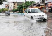 بارندگی و کاهش دما در آذربایجان غربی