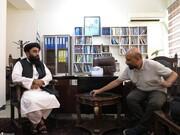 سخنگوی طالبان: میخواهیم با جمهوری اسلامی ایران روابط خوب و قوی داشته باشیم
