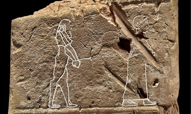 روح مرد خاورمیانهای مفلوک در موزه بریتانیا پیدا شد