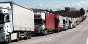 آذربایجان برای صادرات به روسیه هم کارشکنی میکند | صفهای ۱۰ کیلومتری کامیونها در آستارا