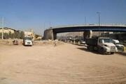 ایجاد دسترسی محلی در ضلع جنوبی بزرگراه امام رضا(ع)