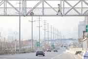 پلهای عابرپیاده منطقه ۸ ساماندهی میشوند
