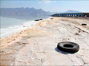 کاهش وسعت دریاچه ارومیه | احیای دریاچه ناممکن شد؟
