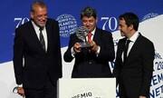 جایزه یک میلیون یورویی هویت واقعی جنایینویس زن اسپانیا را افشا کرد