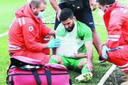 خبر بد به لبنان در آستانه دیدار با تیم ملی فوتبال ایران