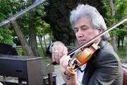 درگذشت نادر کشاورز نوازنده ویولن بر اثر کرونا