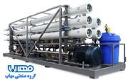 دستگاه تصفیه آب صنعتی چیست؟