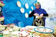چراغ صنایعدستی خوزستان روشن است