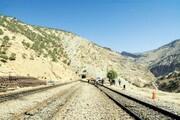 راهآهن  بالاخره به سنندج رسید