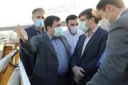 پروژه تقاطع غیرهمسطح سهراه باقرشهر تسریع شود
