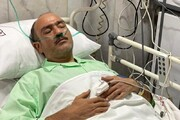 عکس | مهران غفوریان سکته کرد | بازیگر محبوب در انتظار عمل قلب باز
