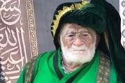 استاد علی اسمی، پیرغلام تعزیه بر اثر کرونا درگذشت