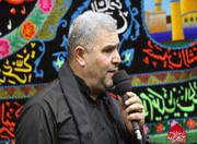 مداحِ تبریزی از اهالی تئاتر و موسیقی دلجویی کرد | هنرمندان از دوستداران خالص حضرت ابا عبدالله الحسین(ع) هستند