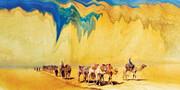 ابرها با محمدص سفر میکردند