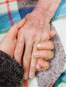 آغوش مادربزرگم