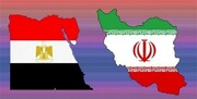 «تماس هایی بدون واسطه بین ایران و مصر برقرار شده است»