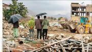 سرما مردم این ۵ شهر زلزله زده را می لرزاند