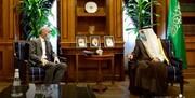 گفتوگوی نماینده ویژه آمریکا در امور ایران با عادل الجبیر