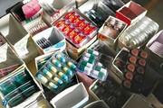 کشف بیش از ۷ هزار داروی غیرمجاز و قاچاق از خانه مدیر یک کانال تلگرامی