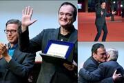 تارانتینو از جشنواره فیلم رم جایزه گرفت