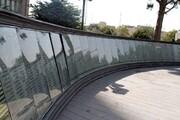 پایان عملیات نصب یادمان شهدای شهر تهران در میدان امام (ره)