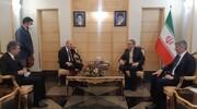 وزیر کشور ترکیه وارد تهران شد