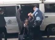توضیح پلیس درباره استفاده از ابزار زندهگیری حیوانات در بازداشت زن جوان