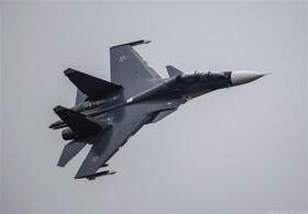 تصاویر | جنگندههای جدید روسی در راه ایران