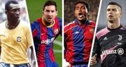 برترین گلزنان تاریخ فوتبال | مسی از ستاره سابق برزیل گذشت | اختلاف با رونالدو به ۴۰ گل رسید