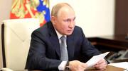 پوتین برای مهار کرونا یک هفته تعطیلی سراسری در روسیه اعلام کرد
