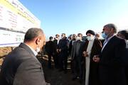 تاکید رئیسجمهوری بر توسعه راههای شمال اردبیل