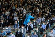 تصاویر | برگزاری نماز جمعه تهران پس از ۲۰ ماه