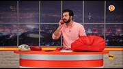 ویدئو |  شوخی مجری تلویزیون با ابراهیم رئیسی